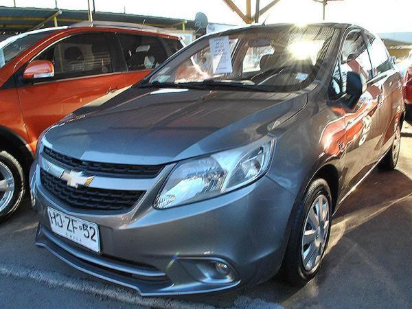 Chevrolet Sail SAIL año 2015