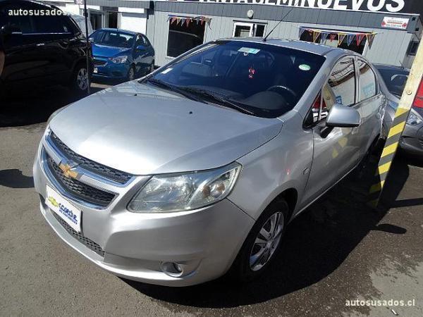 Chevrolet Sail II E5 NB año 2015