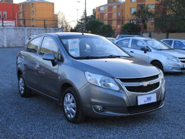 Chevrolet Sail 1.4 AC año 2015