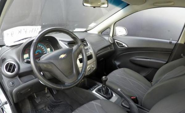 Chevrolet Sail ACONDICIONADO año 2015
