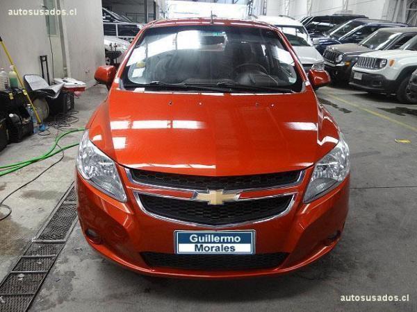 Chevrolet Sail  año 2015