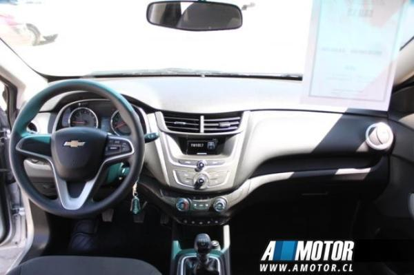 Chevrolet Sail L año 2015