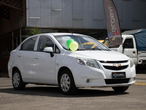 Chevrolet Sail LT A/C 1.4L MT año 2015
