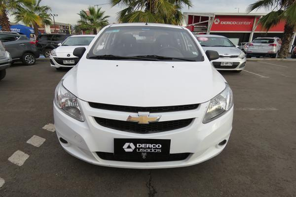 Chevrolet Sail NB año 2015