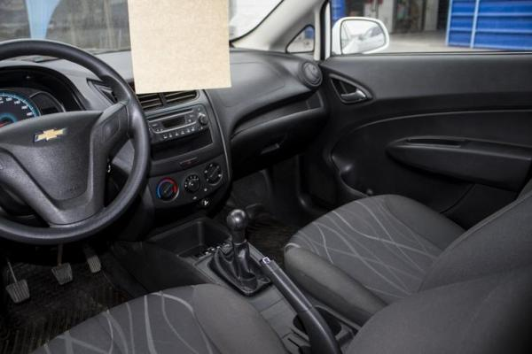 Chevrolet Sail SAIL II LS 1.4 año 2015
