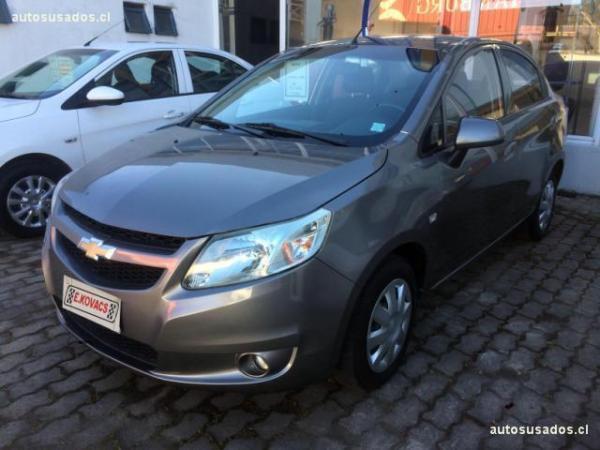 Chevrolet Sail 1.4 año 2015