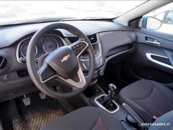 Chevrolet Sail 1.5 año 2016