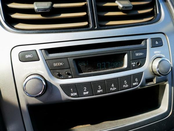 Chevrolet Sail CLASSIC 1.4 AC año 2016