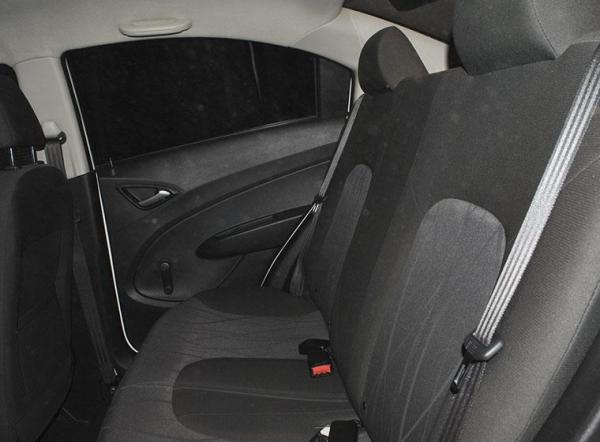 Chevrolet Sail LS 1.4 año 2016