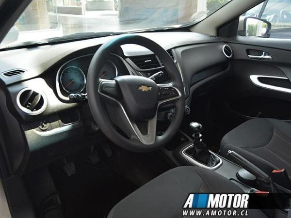 Chevrolet Sail lt año 2016