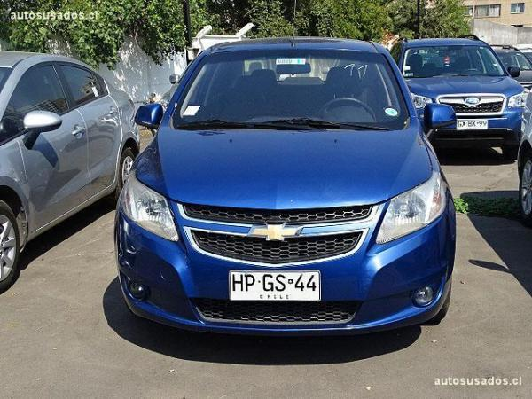 Chevrolet Sail 1.4 MT LT año 2016