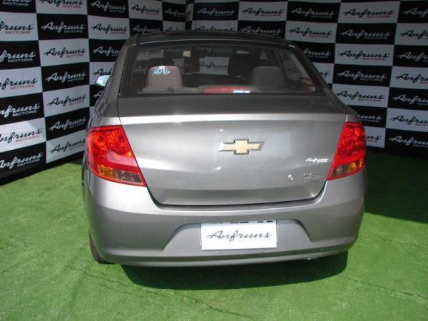 Chevrolet Sail LS CLASSIC NB año 2016
