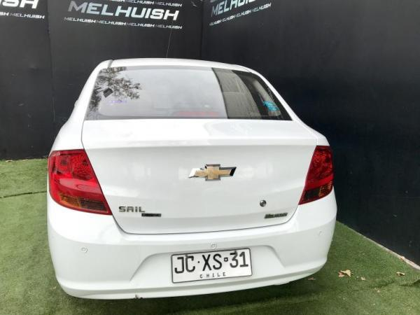 Chevrolet Sail UN DUENO AL año 2016
