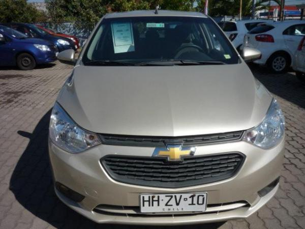 Chevrolet Sail NEW LS MT año 2016