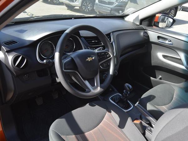 Chevrolet Sail ls año 2016