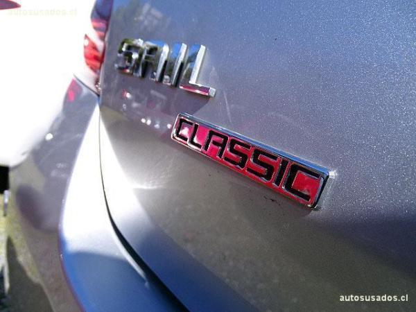 Chevrolet Sail CLASSIC año 2016