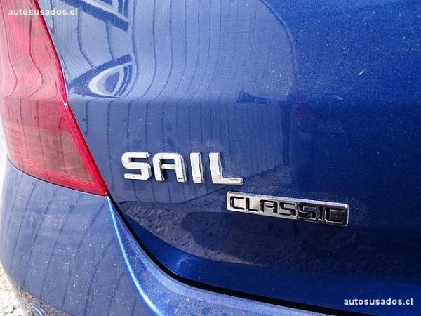 Chevrolet Sail LT E5 año 2016