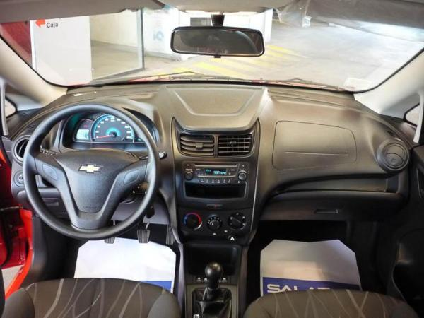 Chevrolet Sail Sail Classic Ls 1.4 año 2016