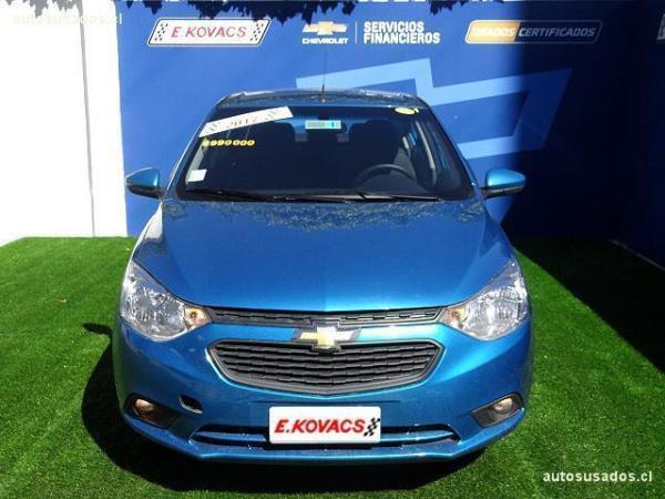Chevrolet Sail  año 2017