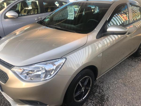 Chevrolet Sail Crédito año 2017