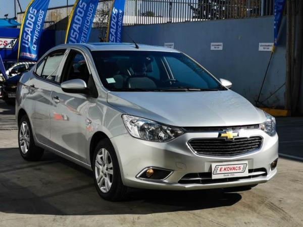 Chevrolet Sail LT 1.5 año 2017