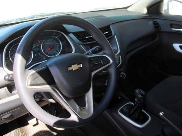 Chevrolet Sail 1.5 año 2018