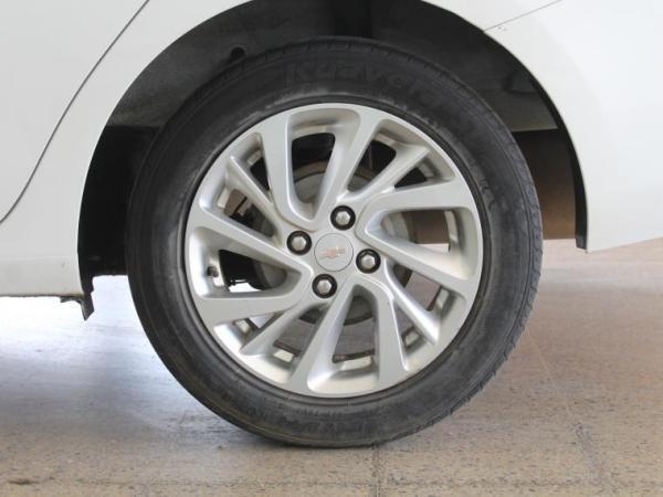 Chevrolet Sail LT 1.5 año 2018