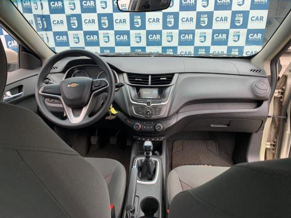 Chevrolet Sail LS 1.5 MT año 2018