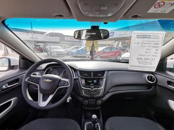 Chevrolet Sail LT MT 1.5CC A/C año 2018
