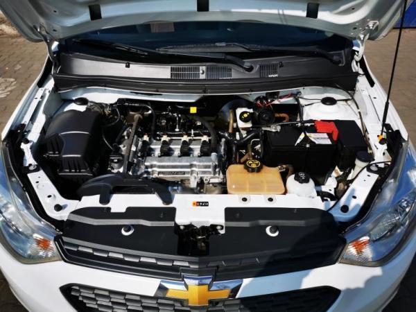 Chevrolet Sail 1.5 MT año 2018