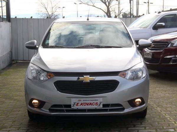 Chevrolet Sail 1.5 LS año 2018