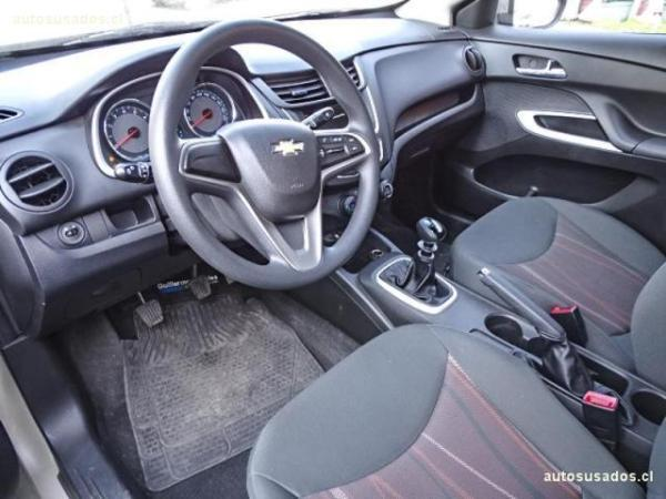 Chevrolet Sail  año 2018