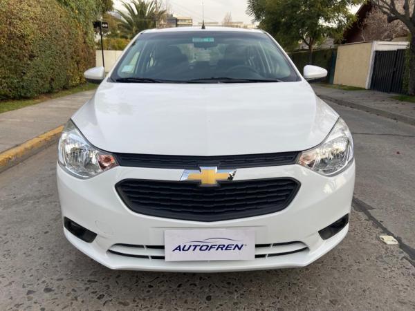 Chevrolet Sail LS año 2019