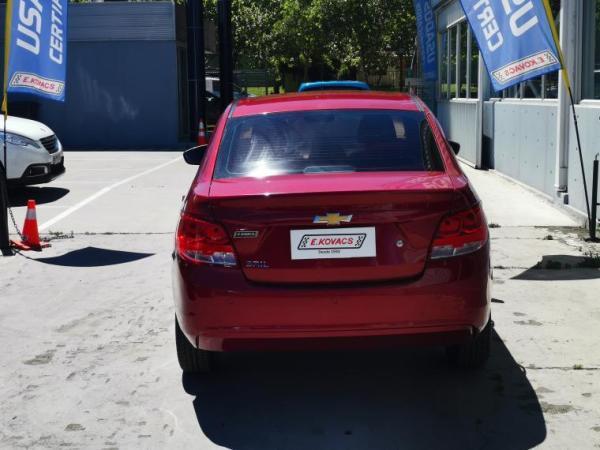 Chevrolet Sail 1.5 año 2019