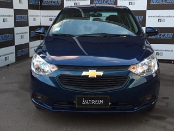 Chevrolet Sail LT 1.5 . año 2020