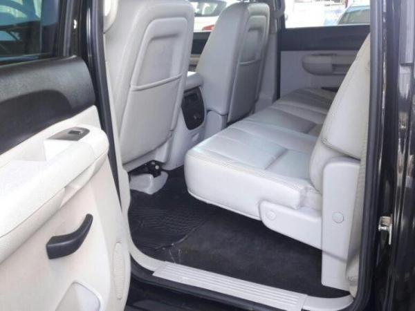 Chevrolet Silverado LT Z71 4X4 año 2011