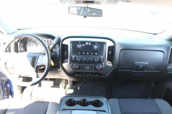 Chevrolet Silverado SILVERADO LT III 4WD 5.3 año 2014
