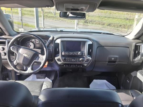 Chevrolet Silverado SILVERADO LTZ III 4WD 5.3 año 2014