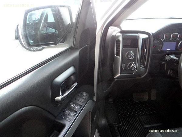 Chevrolet Silverado LTZ Z71 5.3 4WD año 2014