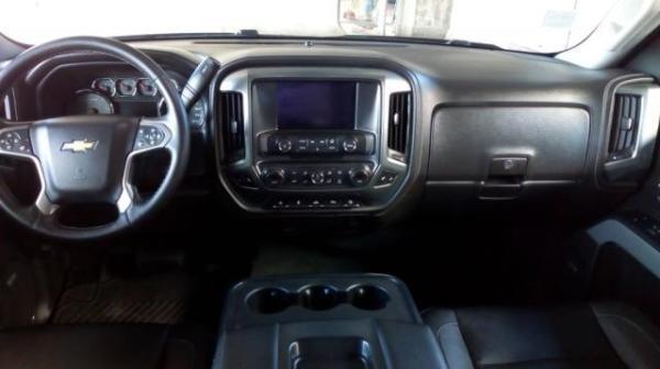 Chevrolet Silverado LTZ año 2015