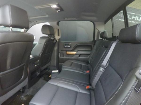 Chevrolet Silverado LTZ UN DUENO año 2015