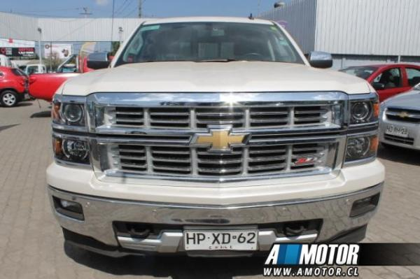 Chevrolet Silverado 5.3 año 2016