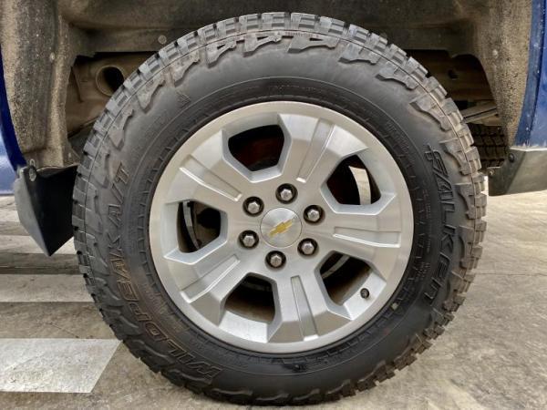 Chevrolet Silverado LTZ Z71 UN DUEÑO año 2016
