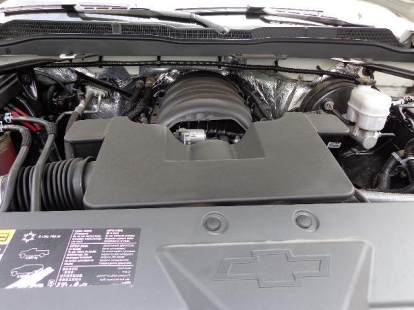 Chevrolet Silverado LTZ 4X4 año 2016