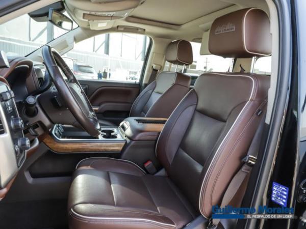 Chevrolet Silverado LTZ 5.3 año 2018