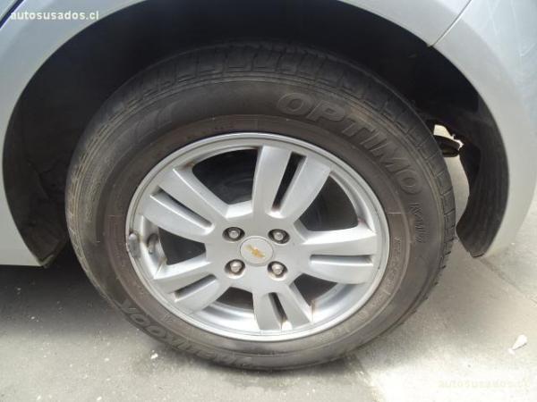 Chevrolet Sonic E5 año 2012