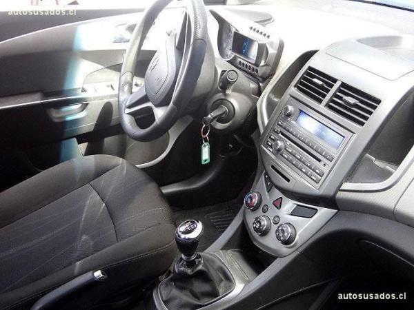 Chevrolet Sonic LT AC año 2012