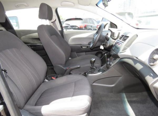 Chevrolet Sonic LT año 2012