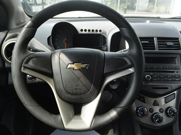 Chevrolet Sonic SONIC LT HB 1.6 año 2012