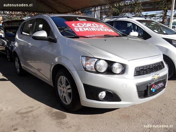 Chevrolet Sonic LT año 2013